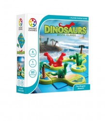 SmartGames Dinosaurs Mystic Islands - Originals serie