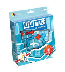 SmartGames City Maze - Compacts serie