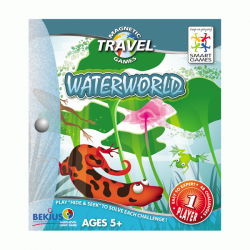 Magnetic Travel Tangoes - Waterworld - Magnetics serie