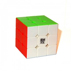 MoYu AoLong V2 - 3x3 speedcube - 6-kleur (Bright stickerless)