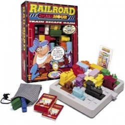 Thinkfun RailRoad Rush Hour