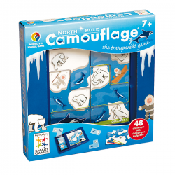 SmartGames Camouflage North Pole - Originals serie