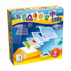 SmartGames Colour Code - Originals serie