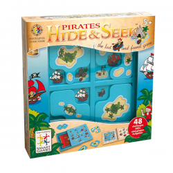 SmartGames Hide & Seek Pirates
