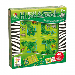 SmartGames Hide & Seek Safari
