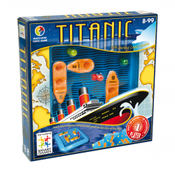 SmartGames Titanic - Originals serie