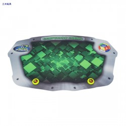Speed Stacks - Pro speed cubing mat - Groen