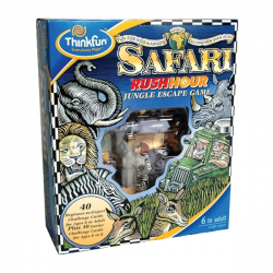 Thinkfun Safari Rush Hour