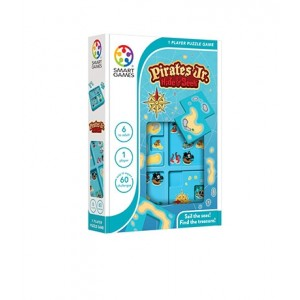 SmartGames Pirates Jr. Hide & Seek - Compacts serie