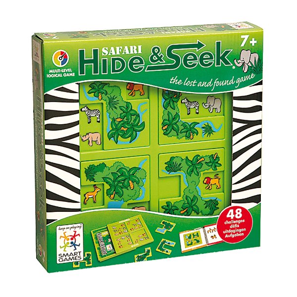 smartgames hide seek safari. Black Bedroom Furniture Sets. Home Design Ideas