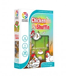 SmartGames Chicken Shuffle - Compacts serie