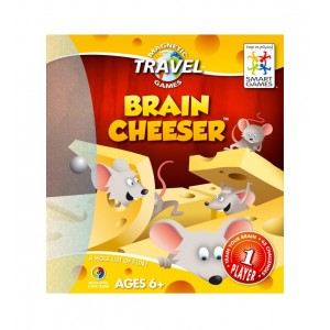 Magnetic Travel Games - Brain Cheeser - Magnetics serie