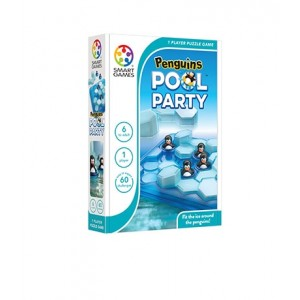 SmartGames Penguins Pool Party - Compacts serie